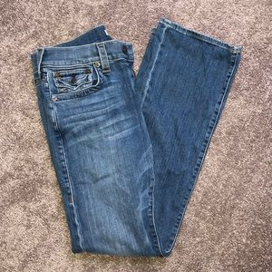 Men's True Religion • Relaxed bootcut jeans